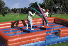 Joust bounce house